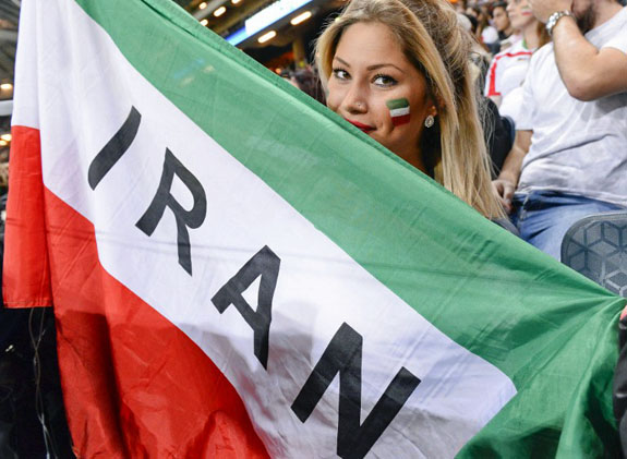 Women Sex Football Iran