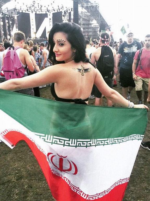 Iran Babes 37