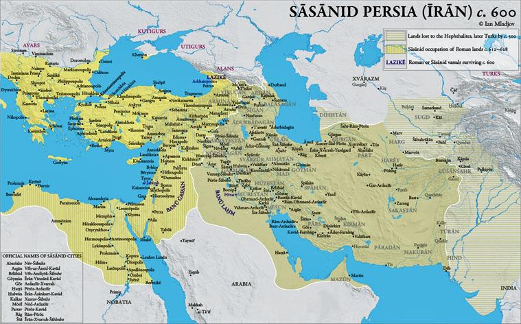 Iran Politics Club Iran Historical Maps Sassanid Persian - Persian empire map