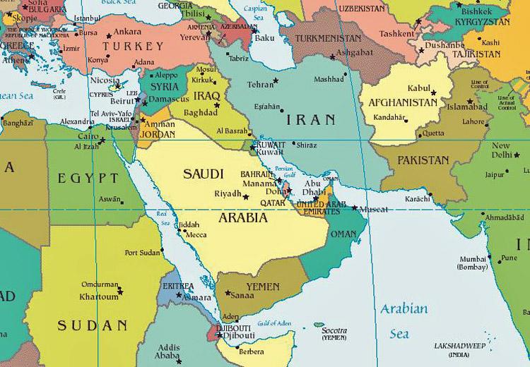 Us Embassy Riyadh Google Map